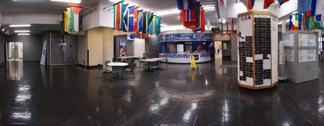 north hall pano